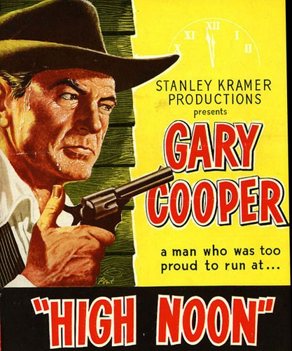 HIGH NOON FILM POSTER