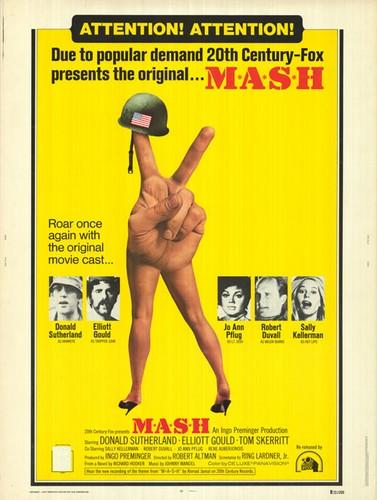 MASH FILM POSTER