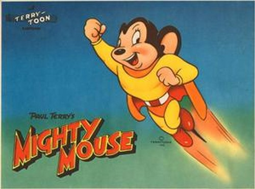 MIGHTY MOUSE 4