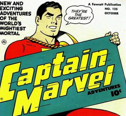 CAPTAIN MARVEL 7