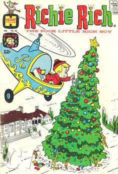 CHRISTMAS COMICS VARIOUS 2014 (10)