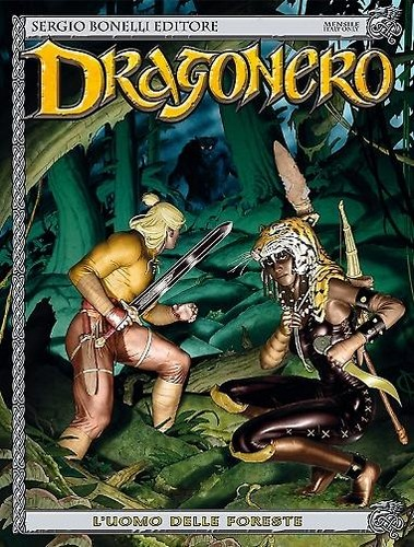 DRAGO NERO COVER 3
