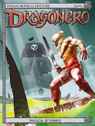 DRAGO NERO COVER 5