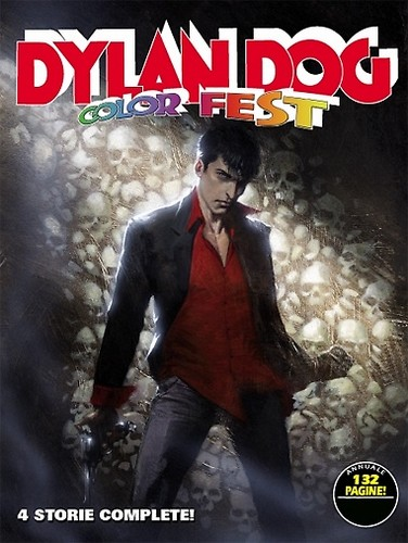 DYLAN DOG COLOR FEST 1 COVER