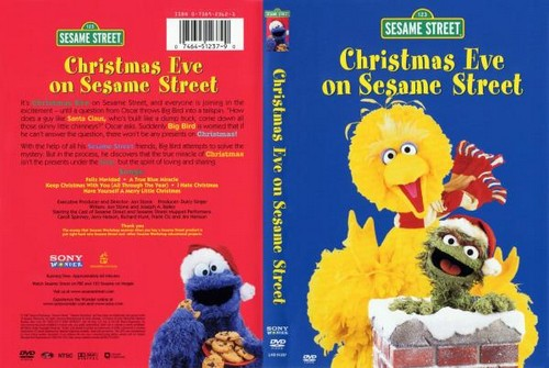 CHRISTMAS EVE ON SESAME STREET(1978) 2