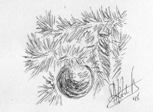 xmas drawings 2015-2