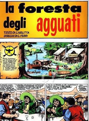 LA FORESTA DEGLI AGGUATI 01 CT