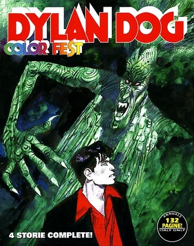DYLAN DOG COLOR FEST 3