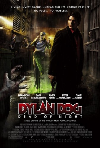 DYLAN DOG FILM POSTER